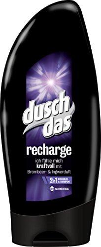 Duschdas Duschgel Recharge, 6er Pack (6 x 250 ml)