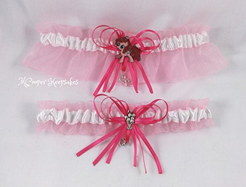Pinkie Pie Cosplay Costume (My Little Pony Collection - Pinkie Pie Cosplay Garter Set)