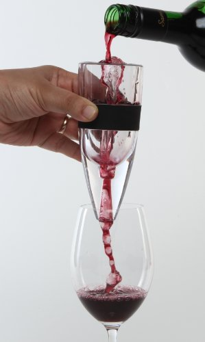 Melange Deluxe Fountain Wine Aerator product image