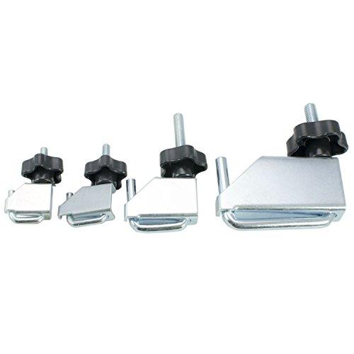 Gepco Advanced Technology Fluid Fuel Coolant Line Hose Clamp Set 3 8 5 8 1  1 75  10 15 25 45 Mm