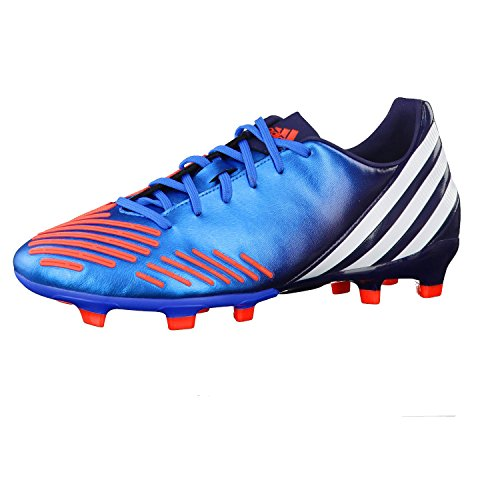 adidas  Predator Absolion Lz Trx Fg,  Unisex-Erwachsene Schuhe , blau - Blu (Bleu, noir et rouge) - Größe: 44 2/3