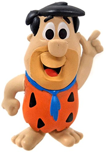 Fred Flintstone: ~2.5