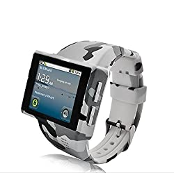 New Shop Android Phone Watch Rock - 2 Inch Capacitive Screen, 8GB Micro SD, 2MP Camera