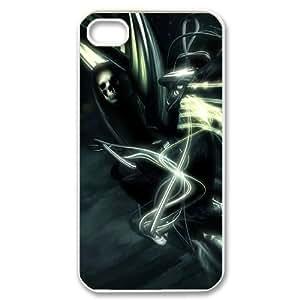 For Apple Iphone 5C Case Cover Devil Phone Back Case Art Print Design Hard Shell Protection FG041973