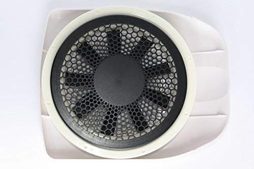 Profile Bas Van Toit Ventilation Ventilateur Motoris/é pour Van Bus Box A Chevaux Chien Van