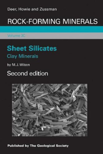 Rock-Forming Minerals Volume 3C - Sheet Silicates: Clay Minerals, Second Edition