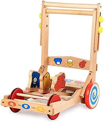La movilidad del niño Walker Caminante del bebé, juguete del ...