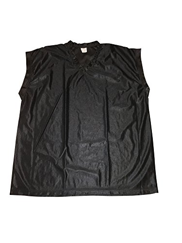 (Sovereign Manufacturing Co Men's Big Dazzle Muscle Shirts 3XB Black)