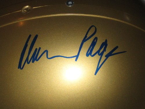 Alan Page Autographed Notre Dame Fighting Irish Full Size Replica Helmet by Miller's Sports Cards & Memorabilia