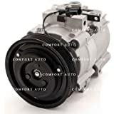 2001 - 2006 Hyundai Santa Fe New AC Compressor 2.7L Engines ONLY With 1 Year