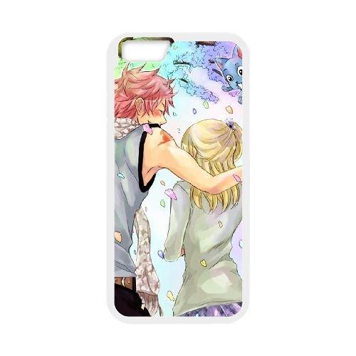 Fairy Tail 011 coque iPhone 6 4.7 Inch Housse Blanc téléphone portable couverture de cas coque EOKXLLNCD14764
