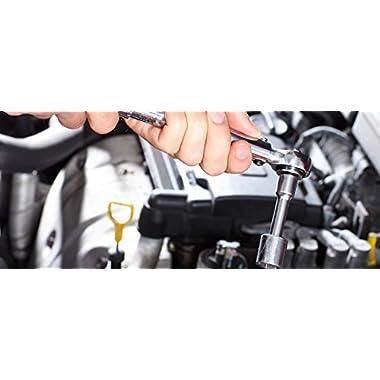 Socket 40 Pcs Combination Socket Toolkit (Set of 40) | Tookkit | Repair Tools | Industrial Tools | 12