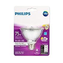 Philips 471326 Led 75W PAR30Short Neck Glass Bright White (3000