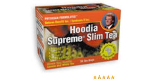 hoodia slimming tea