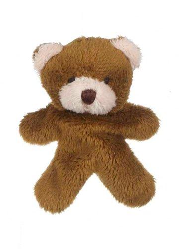 Brown Bear Magnet Mates by Ganz (Flush Teddy Bear)