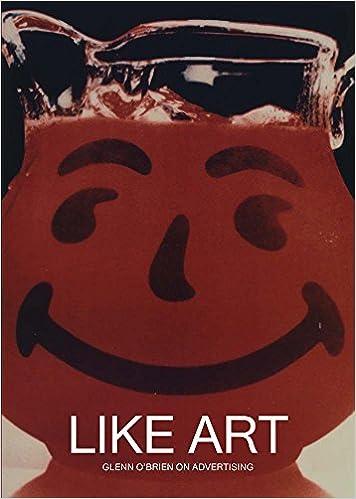 like art glenn obrien on advertising