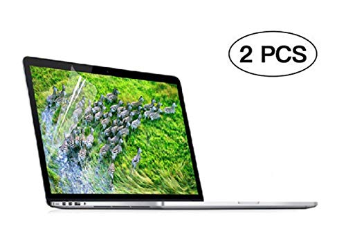 Se7enline [2-Pack] Ultra-Clear High Definition (HD) Durable Clear Screen Protector Cover Skin LCD Screen Protector Film for MacBook Pro 13 inch with/Without Touch Bar A1706/A1708/A1989 2016 2017 2018