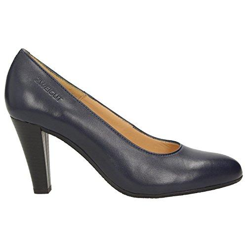 Schuhe Damen Midnight Court Blue 215 Smuck ZWEIGUT q8dIwv8