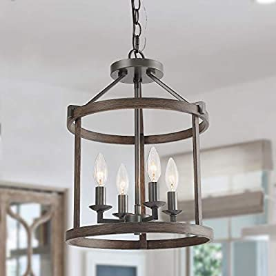 LNC 5-Light Chandeliers Traditional Chandelier Lighting Candelabra Ceiling Lights (A03406)