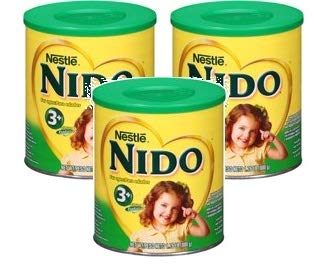 Nestle NIDO 3+ Powdered Milk Beverage 1.76 lb Canister (Pack of 3) by Nido (Image #7)