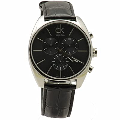 Men's Calvin Klein Chronograph Watch. ck K2F27107