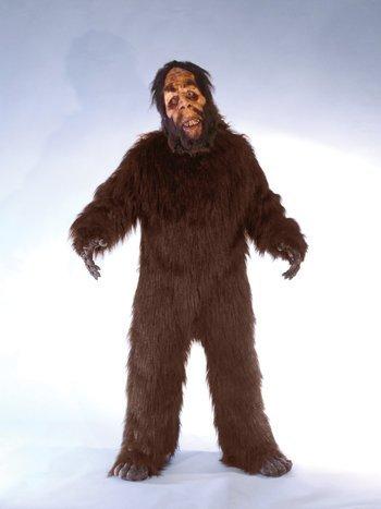 Chuck Jarman (A/P-A/R) Sasquatch Costume Teen