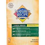 Nature'S Recipe 799834 Large Breed Dry For Dog, 30-Pound