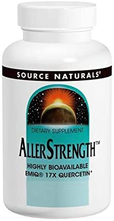 SOURCE NATURALS Allerstrength Tablet Count product image
