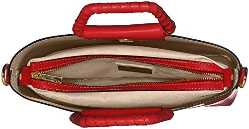 Hombro Borse Chicca Bolso red 8700 Rojo De Mujer Red dIIqxwTrS