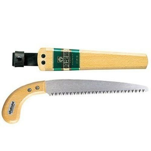 New Japanese pruning hand saw 220mm/Sentei nokogiri Japan/Okatsune No.110 by Okatsune