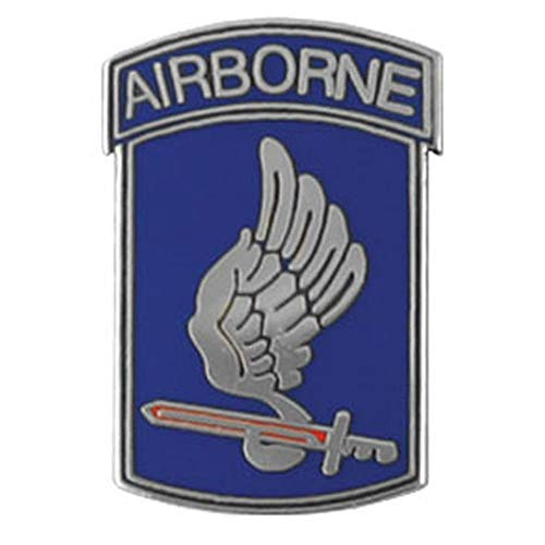 173RD Airborne Lapel Pin