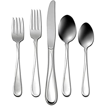 Amazon Com Oneida 2865020b Flight 20 Piece Stainless