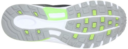 Lico Marvin 110079 - Zapatos para correr para hombre Gris (ANTHRAZIT/Negro/LEMON)
