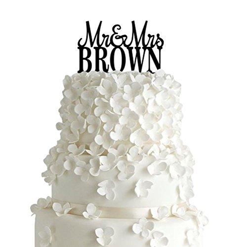 Pixnor Wedding Cake Topper