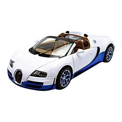 Rastar 43900w - Bugatti - Veyron Grand Sport - Échelle 1/18