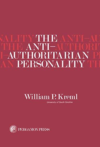 authoritarian personality - 9