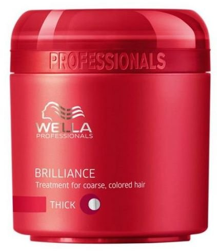 Wella Brilliance Treatment Mask 150ml (Brilliance Treatment Mask)