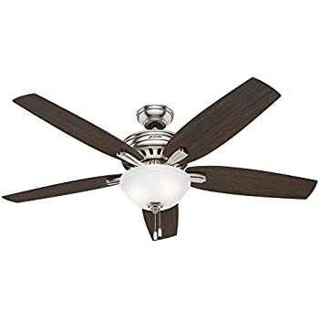 Home Decorators Collection Altura 56 In Brushed Nickel Ceiling Fan