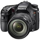 ソニー SONY ミラーレス一眼 α77 ズームレンズキット DT 16-50mm F2.8 SSM付属 SLT-A77VQ