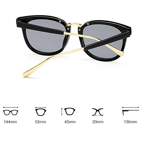 C Casual Ocean Moda Business Frame Sports De Colorful Sol B Gafas Gafas De Full Grandes Cycling Gaze qWAFfZ7