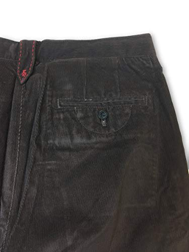Graham Size Robert In Cotton Brown Jeans W34 Cord odBCex