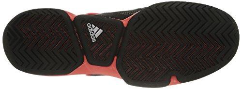 new styles cheap price Adidas Performance Men's Adizero Ubersonic Tennis Shoe White/Black/Solar Red wholesale price 1pM5J9GL
