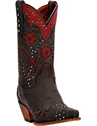 Dan Post Womens Wild Bird Cowgirl Boot Snip Toe - Dp3513