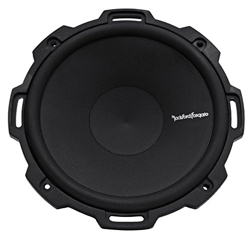 2-Pairs Rockford Fosgate P1675-S Punch 6.75'' 240w Car Audio Component Speakers by Rockford Fosgate (Image #2)