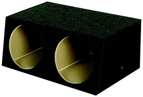 Q Power BASS15 The 15-Inch Q Power Subwoofer Box is Designed and Built for Deepest - Box Bass 15