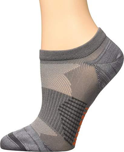 Merrell Women's 1 Pack Bare Access No Show Socks, Monument, Shoe Size: 4-9.5
