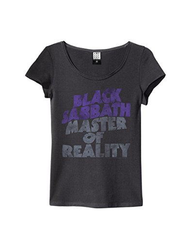 T Femme Charbon Gris shirt Amplified d0PYq6ww