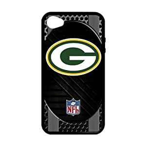 Custom Unique Design NFL Green Bay Packers Case For Iphone 6 4.7Inch Cover Silicone Case