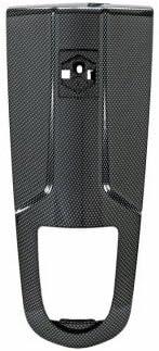 Kaskade SIP carbon-look 125 ZAPM45300 4T LC 09 ohne Eins/ätze//Emblem f/ür VESPA GTS Super i.e