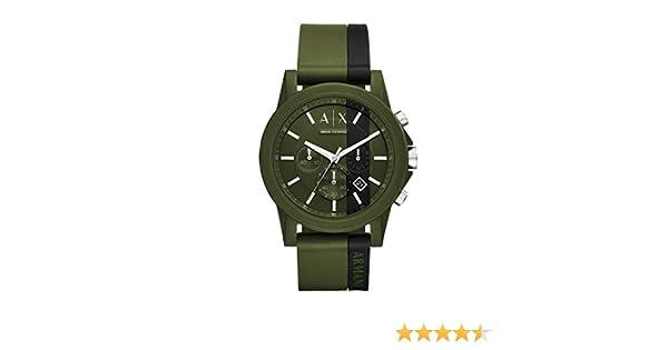 5f7ea5a4677f Reloj Armani Exchange - Hombre AX1333  Amazon.es  Relojes